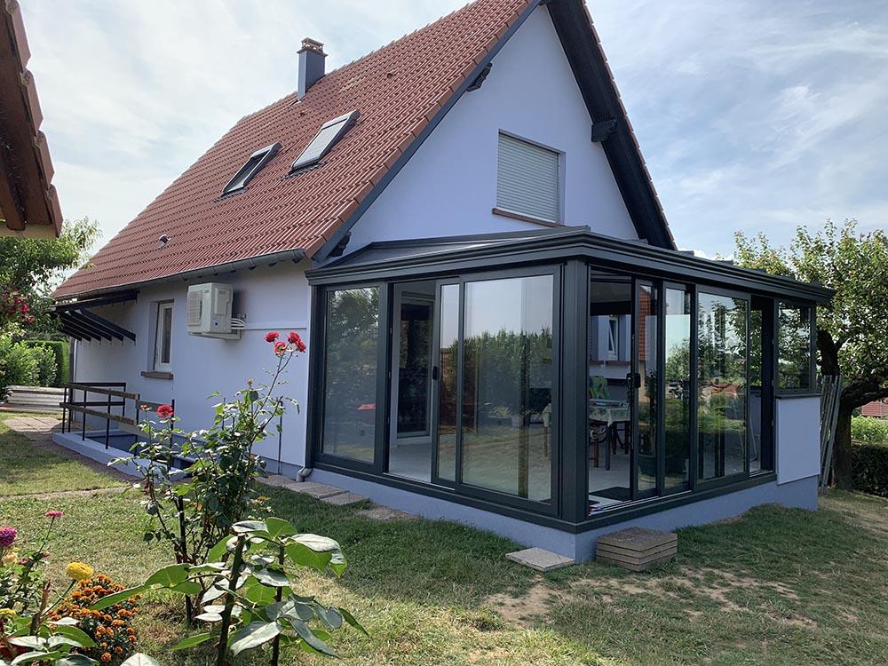 Chantier TANTU - Traitement toiture et ravalement de façade (67)